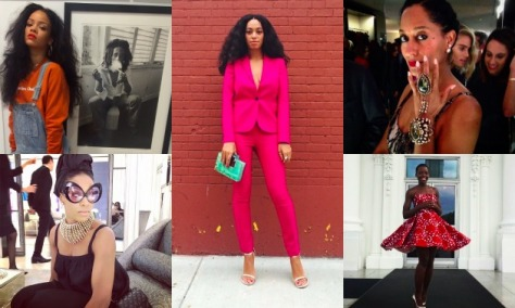 instagram-rihanna-june-ambrose-solange-tracee-ellis-ross-lupita-nyongo-hello-beautiful