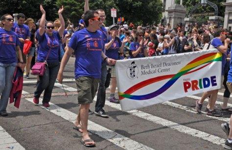 BI Gay pride