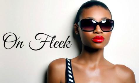 Black Woman In Sunglasses